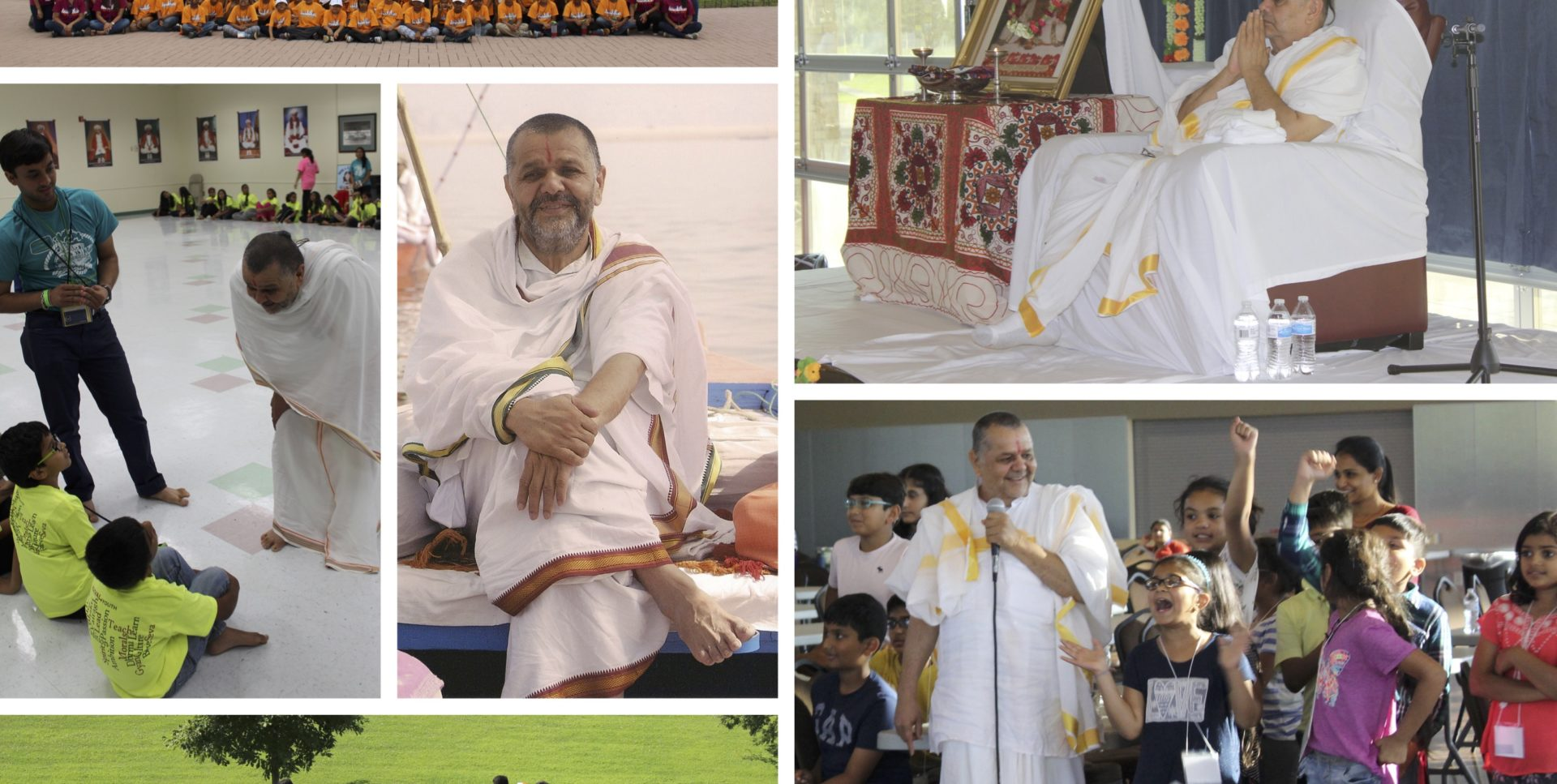 Kaival Youth Mixing Religion Tradition Spirit